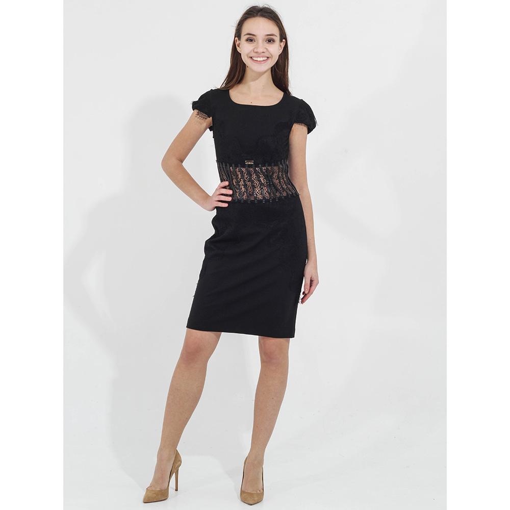 Платье-футляр Sonia Fortuna с кружевом