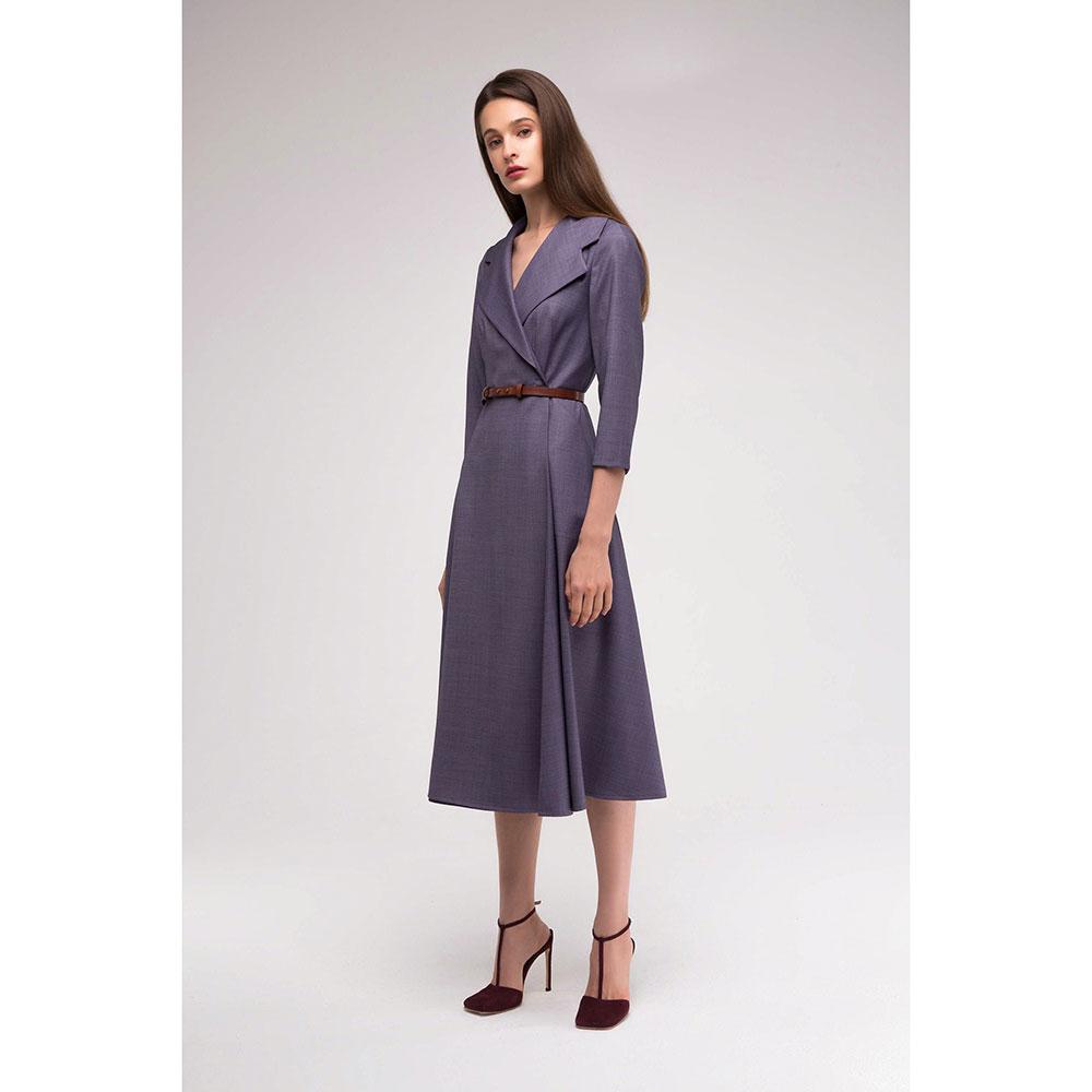 Шерстяное платье Shako с карманами