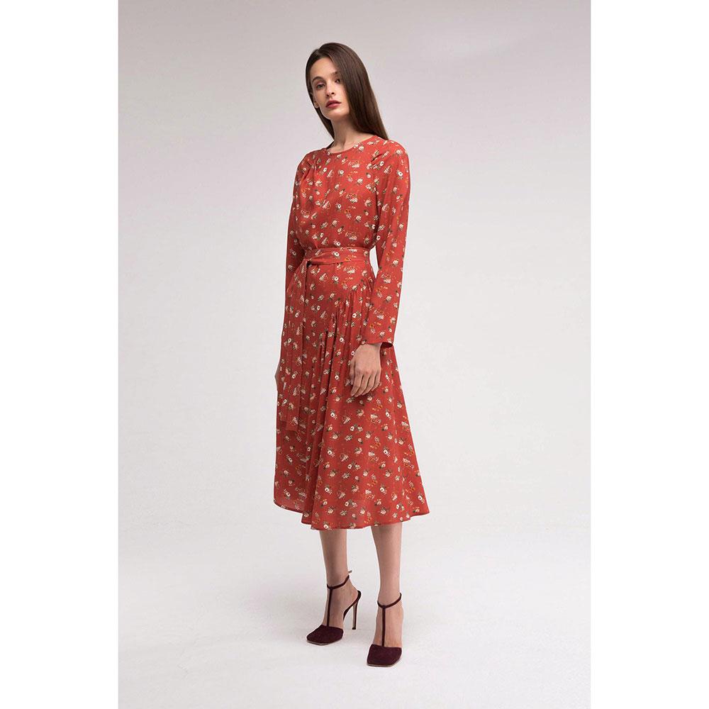 Платье Shako с юбкой асимметричной