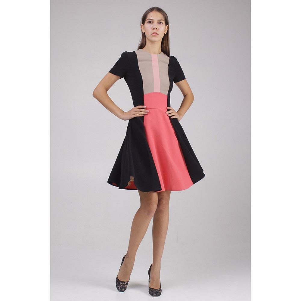 Платье Elie Saab со светлыми полосками