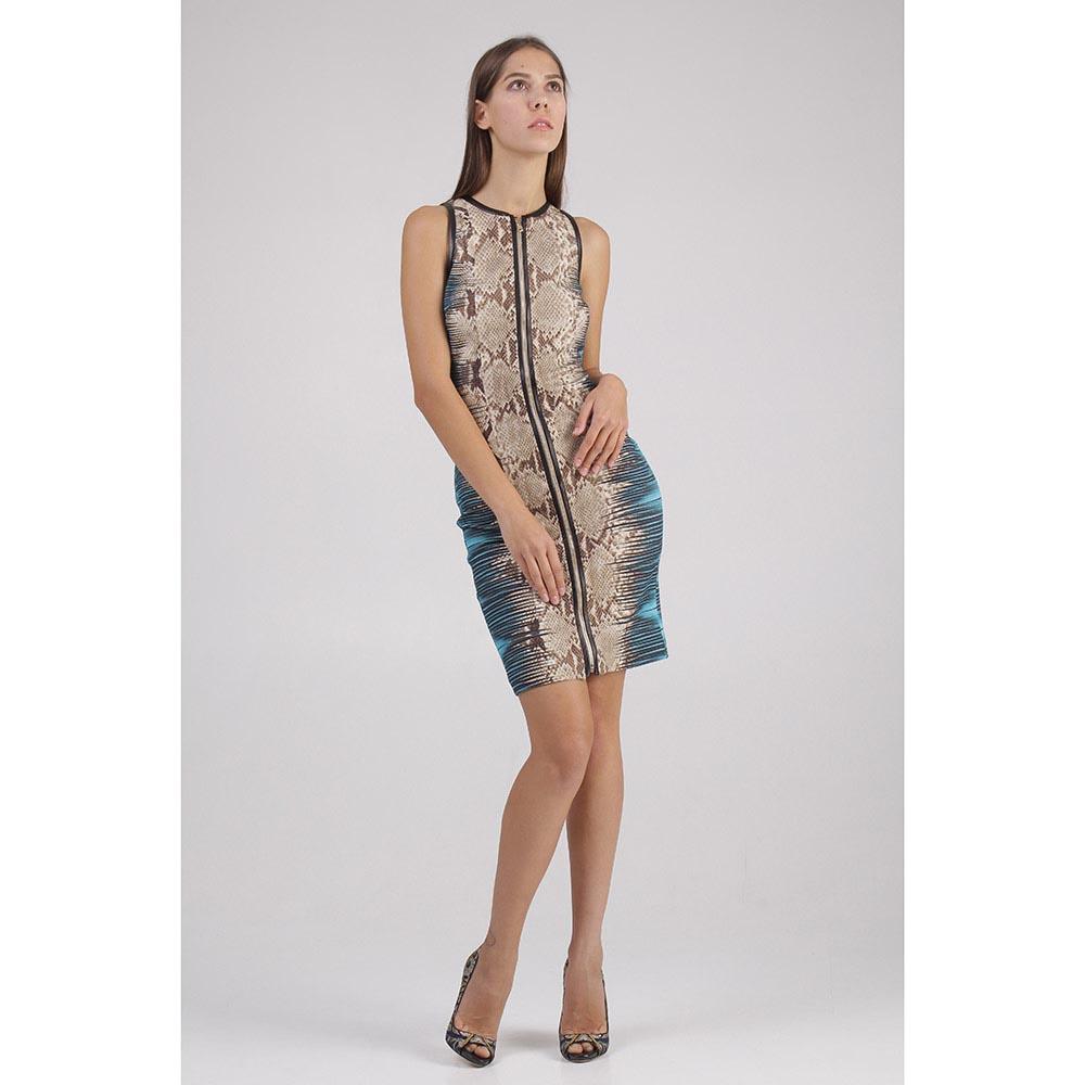 Платье Roberto Cavalli на молнии