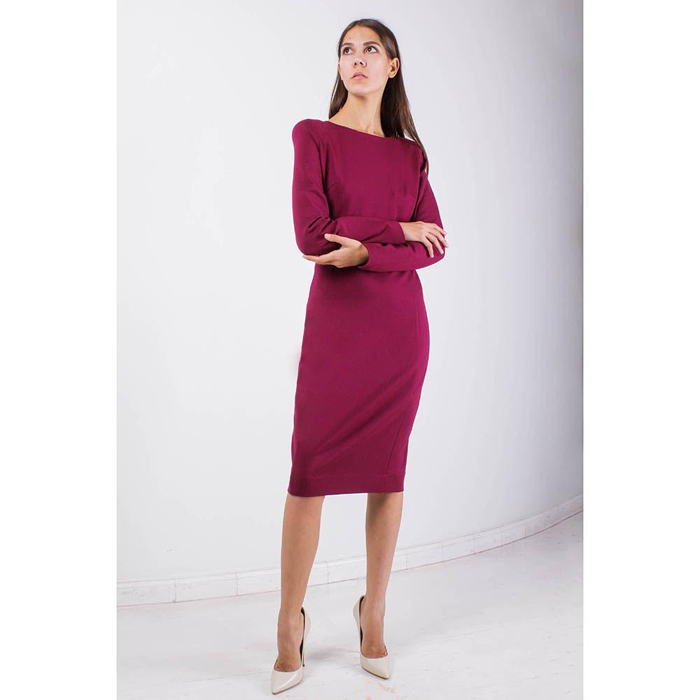 Платье FOREVER UNIQUE в деловом стиле с длинным рукавом