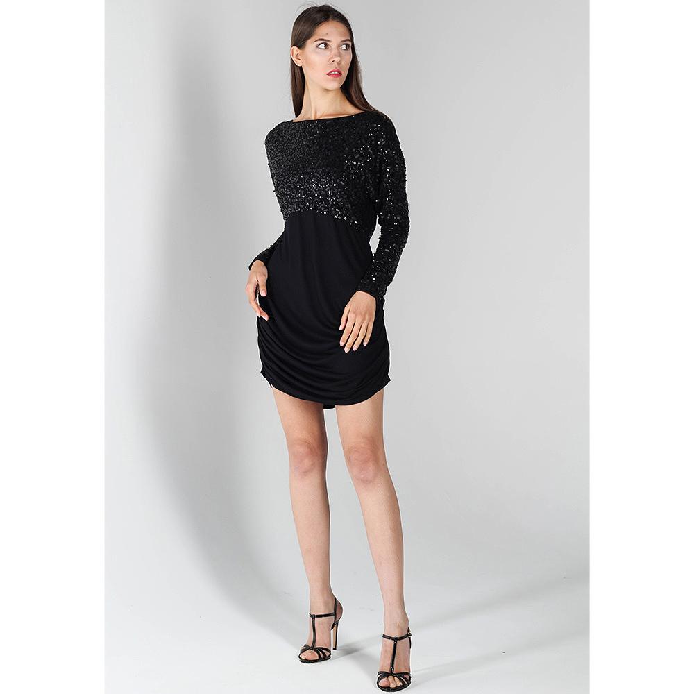 Платье Richmond X с расшитым пайетками верхом