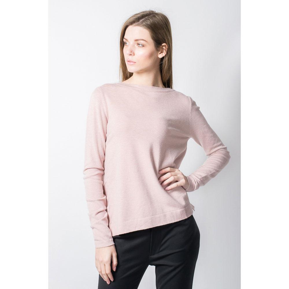 Пуловер Rosa Shock с кружевной вставкой на спине
