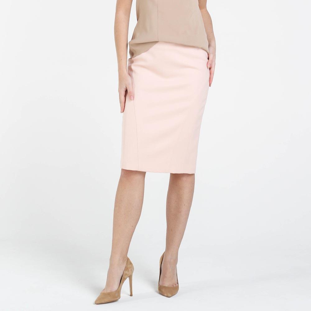 Юбка-карандаш Shako персикового цвета до колена