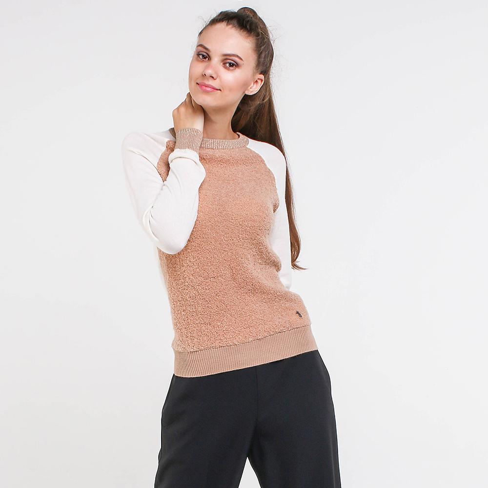 Джемпер Trussardi Jeans бежевого цвета